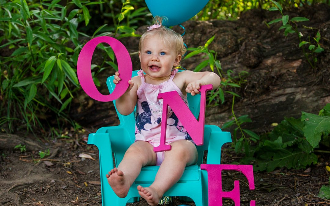 Addison Turns One: First Year Photos at Frontier Park