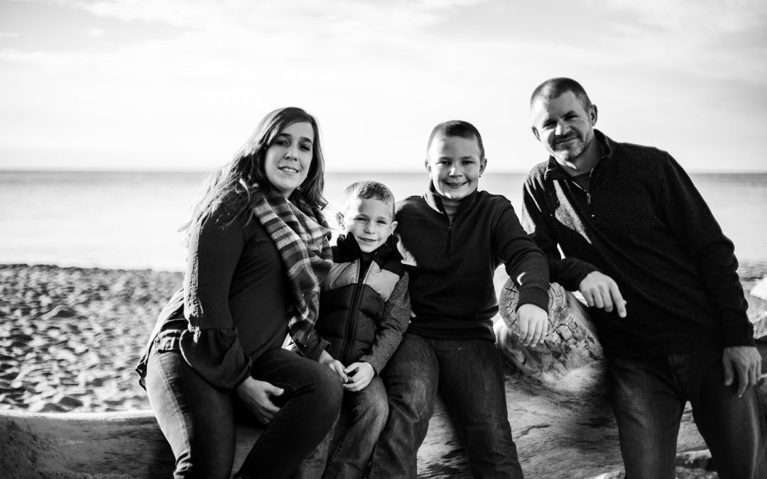 Presque Isle Family Portraits | The Fosters